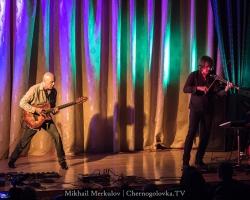 Юбилейный концерт группы Two Siberians («Белый острог») - 17.03.18 (фото М.Меркулов)